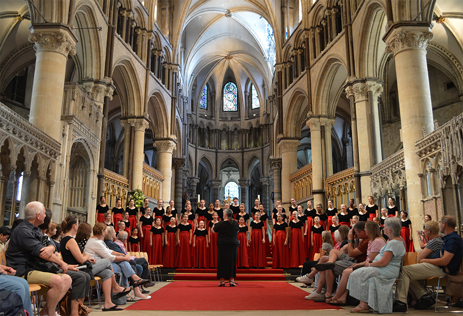 Public Events at Canterbury Cathedral