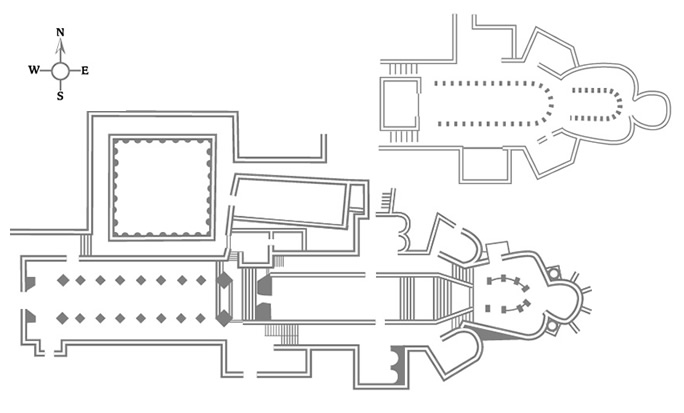 Cathedral Map