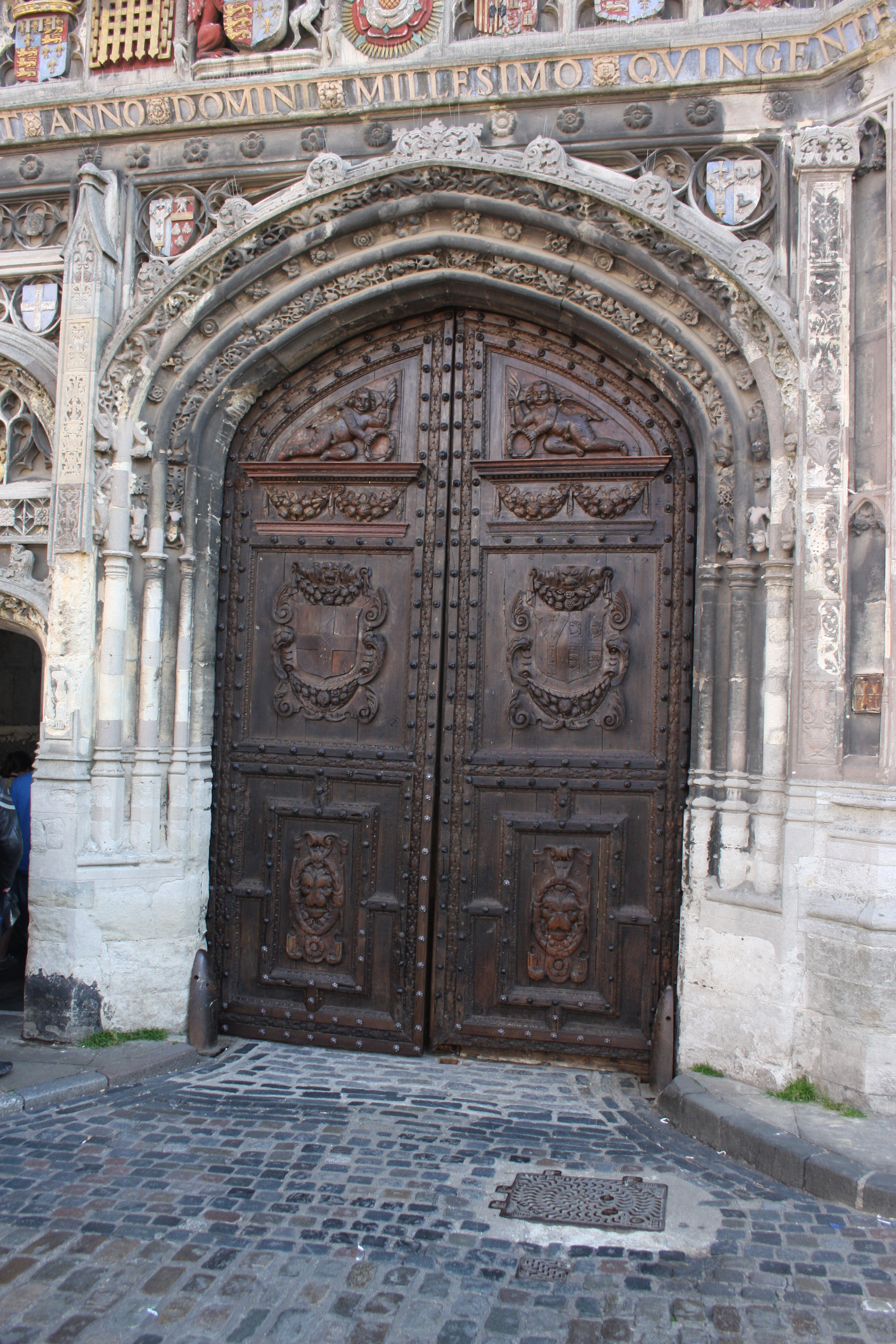 The Big Move 2 - The Return & From Door to Door and back again\u2026 \u2013 Canterbury Cathedral