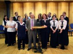 Canterbury Cathedral Lodge Team 2012