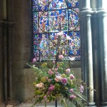 Flowers in the Cathedral