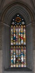 The Great South Transept Window of Uppsala Cathedral, Sweden