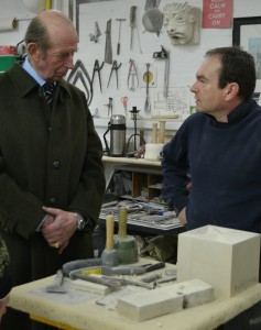 Duke of Kent Visit