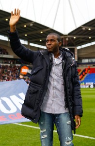 Fabrice Muamba's return to BWFC