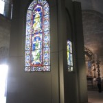 Installation in the Cloisters