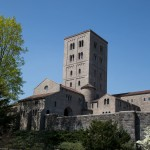 7. View of The Cloisters Museum
