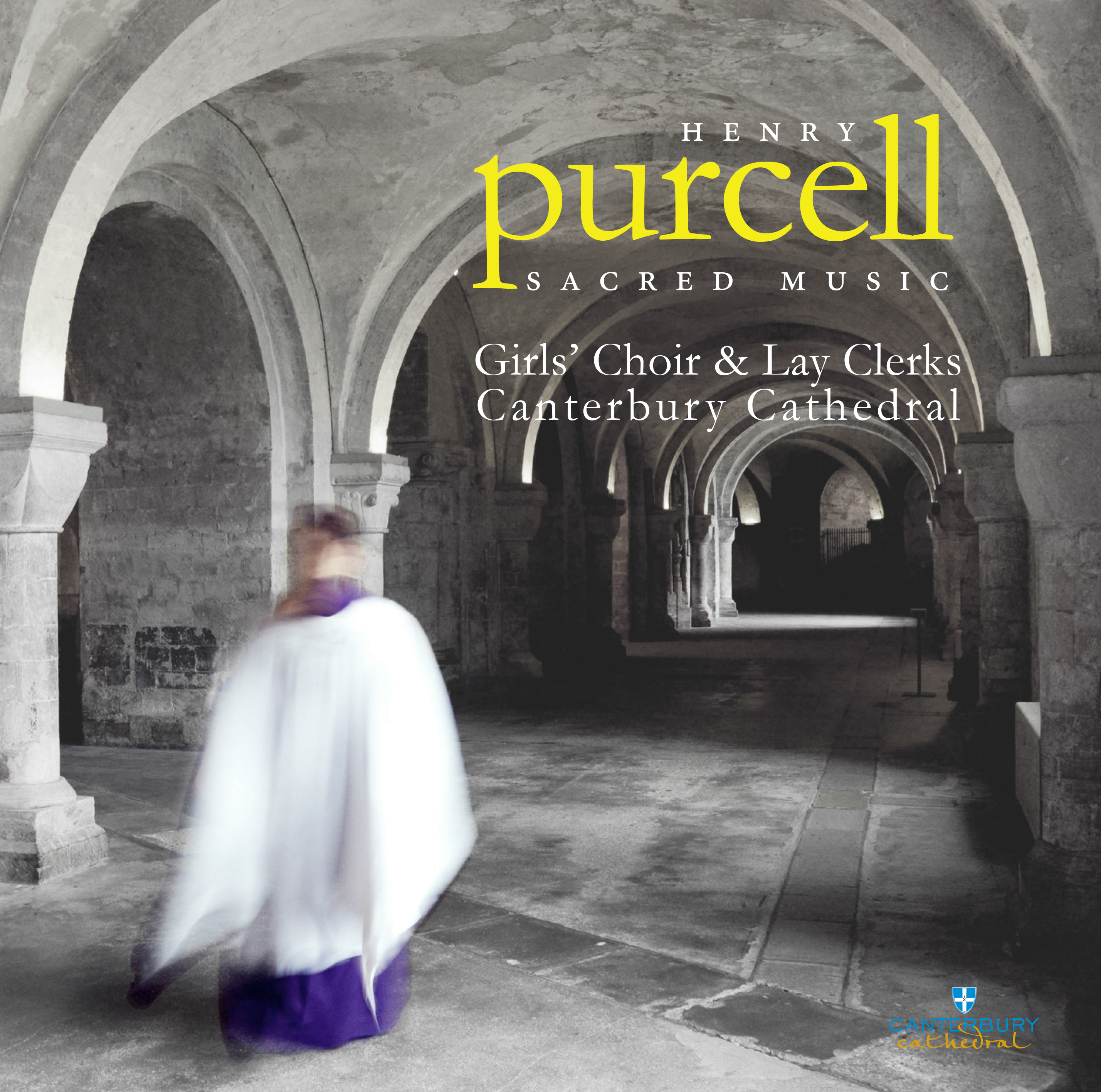 Canterbury Cathedral Girls' Choir release their debut recording.