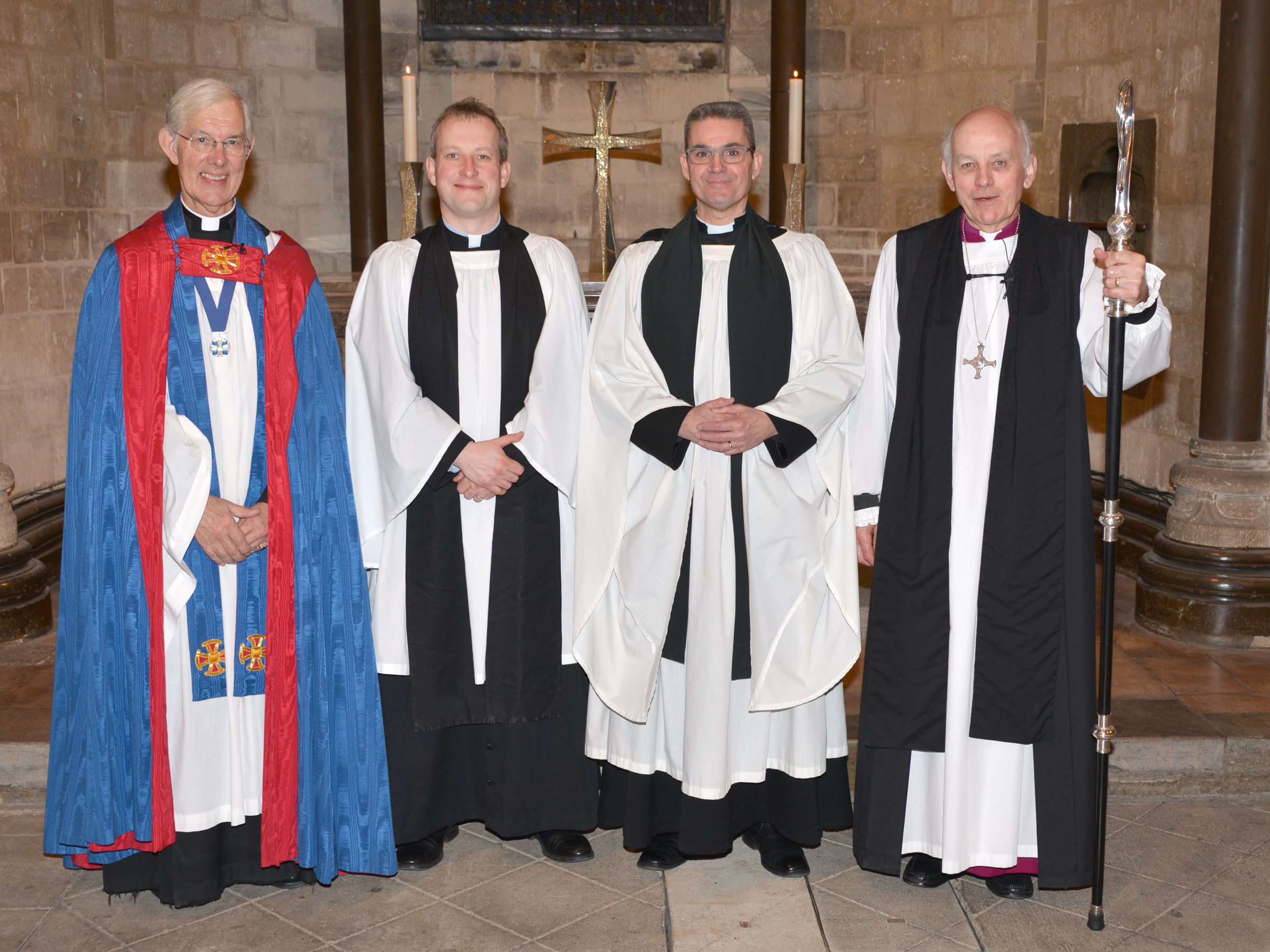 Walmer and Canterbury vicars join Cathedral Foundation