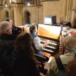 Adrian Bawtree, Second Assistant Organist, talks about the Cathedral's organ.