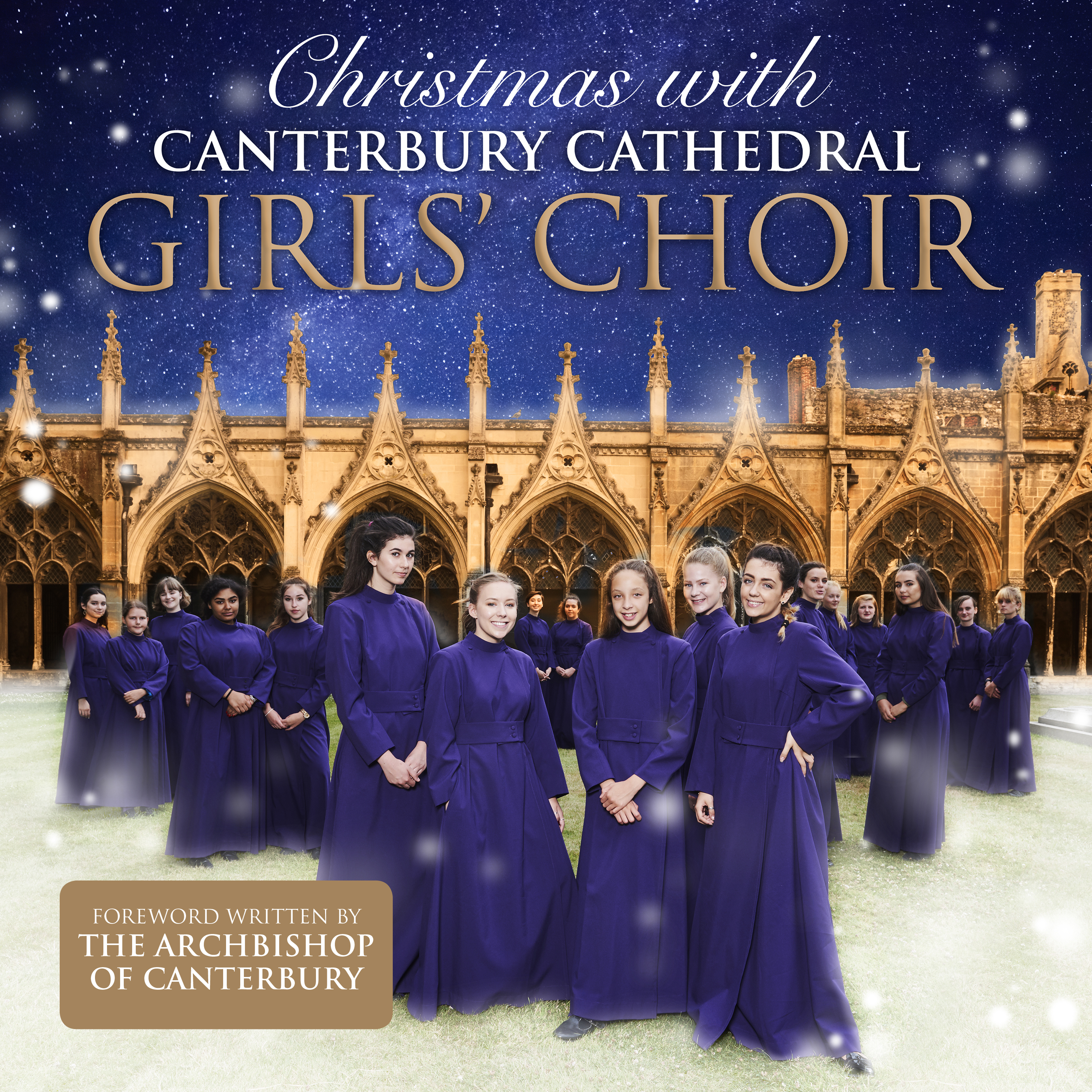 canterbury cathedral girls choir has teamed up with major recording company decca records to release its first christmas album - When Was The First Christmas