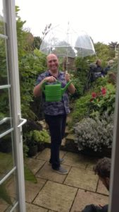 Head Gardener Philip Oostenbrink appeared on BBC's Gardeners' World on Friday 17 May.