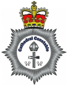 Cathedral Constables' Association Crest