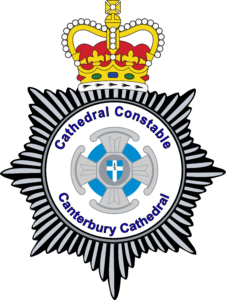 Canterbury Cathedral Constables Crest