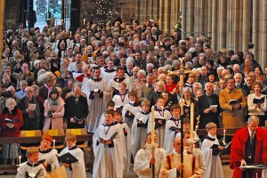 Planning the Cathedral Carol Services