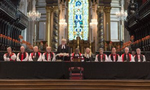 The Confirmation of Election, a Service held in St Paul's Cathedral in London.  |  Image © Graham Lacdao