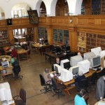 The Archives and Library Reading Room