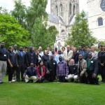 2014 Seminarians at Canterbury  |  2014 Seminarians at Canterbury Cathedral