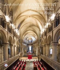 Book Launch and Signing Event, 'Architecture of Canterbury Cathedral' by Dr Jonathan Foyle