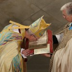 enthronement  |  Copyright: Press Association