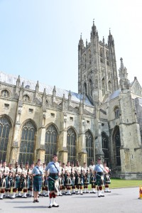 Canterbury and the Cathedral say farewell