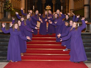 Choral adventures in 2014