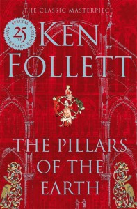 Ken Follett to lecture at the Cathedral