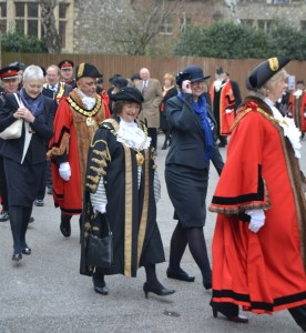 The 2014 Lord Lieutenant Civic Service