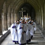 05  |  Parading through the Cloisters