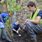 03 (2)  |  Poppy planting with St Peter's Methodist School