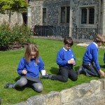 09  |  Poppy planting with St Peter's Methodist School