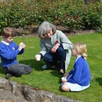 12 (2)  |  Poppy planting with St Peter's Methodist School