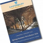 Canterbury Cathedral Trust Spring/Summer Newsletter 2014