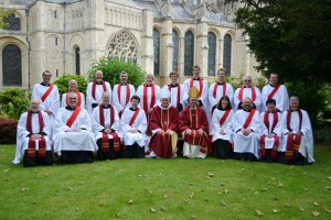 Archbishop to ordain new deacons and priests at special Cathedral service