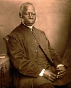 Archbishop Samuel Ajayi Crowther - Image courtesy of the Church Mission Society