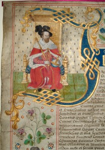 Canterbury's James I charter