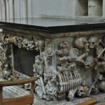 Dean Fotherby's Tomb and Memento Mori