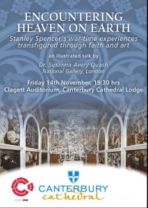 Stanley Spencer Lecture