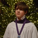 Cathedral Chorister sings for new Hollywood Film
