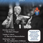 The Archbishop's Holy Week Lecture 3
