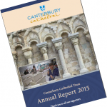 Canterbury Cathedral Trust 2015 Annual Report