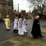 Hope overcoming fear is message of Easter sermon