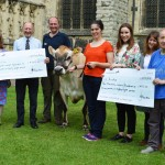 Money raised for worthy causes