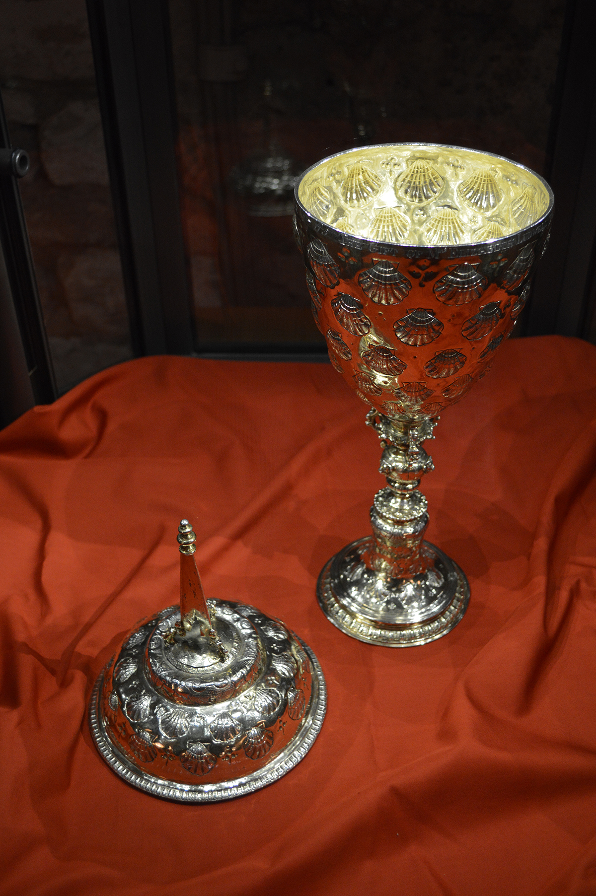 Steeple Cup on Display