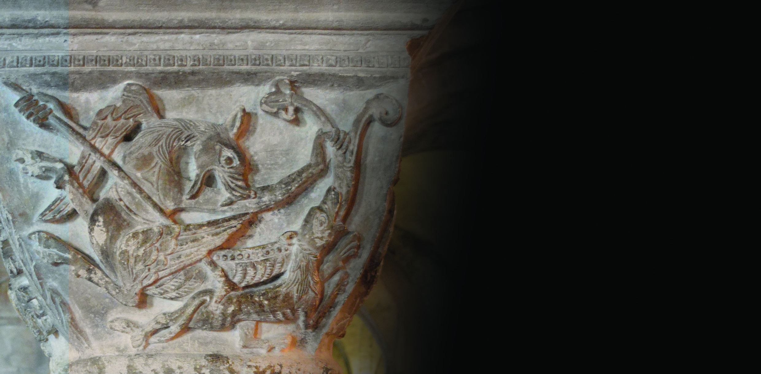 St Anselm's Crypt talk and tour