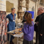 Members of the Canterbury Cathedral Trust talk about their fundraising work at the Cathedral.